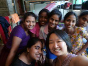 スリランカで住み込みで英語を教える