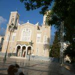 ギリシャ、アテネの教会